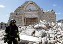 İtalya'da müzeler Pazar günkü gelirlerini depremzedeler için bağışlıyor