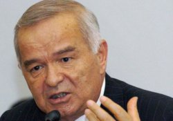 Özbekistan Devlet Başkanı İslam Kerimov hastaneye kaldırıldı