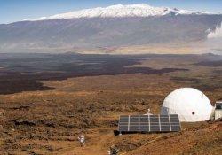 NASA Hawaii'de 12 aylık Mars simülasyonunu tamamladı