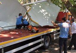 Ankara'da görünmez kaza