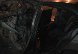 Urfa'da trafik kazası: 2 ölü