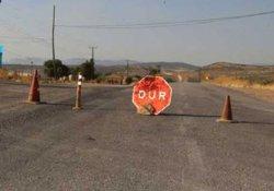 Elazığ'da 15 alan yasaklandı