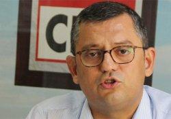 CHP'li Özel'den Efkan Ala değerlendirmesi