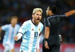 Messi golle döndü