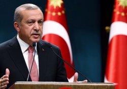 Cumhurbaşkanı Erdoğan'dan Özbekistan'a taziye mesajı