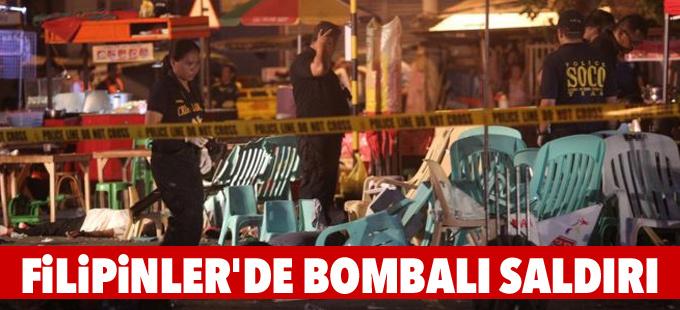 Filipinler'de bombalı saldırı: En az 12 ölü