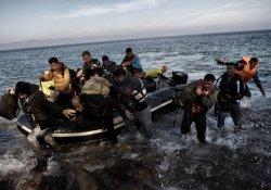 Visa d'Or ödülü Midilli'deki mülteci fotoğraflarına