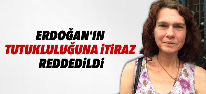 Aslı Erdoğan'ın tutukluluğuna itiraz reddedildi