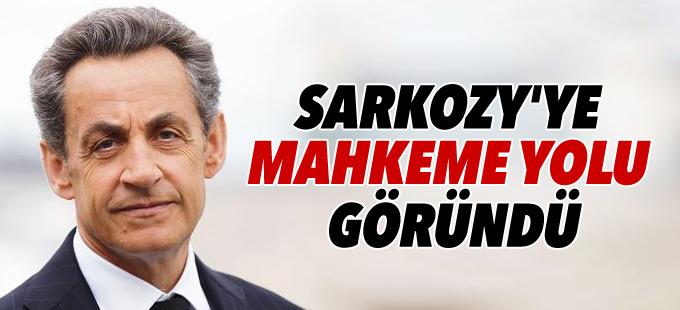 Sarkozy'ye mahkeme yolu göründü