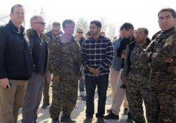 Obama'nın temsilcisi yeniden Kobani'de