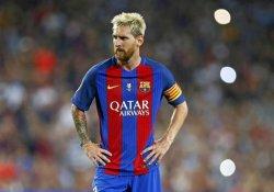 Messi'den kötü haber!