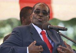 Zimbabve lideri, sağlığıyla ilgili iddialarla dalga geçti