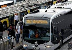 Metrobüs şoförü, yolcuyu bıçakladı