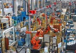 Sanayi üretimi yüzde 7 azaldı