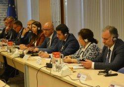 HDP heyeti AB delegasyonuyla bir araya geldi