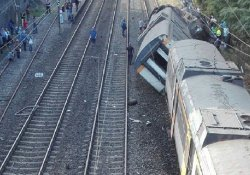 İspanya'da tren kazası: En az 2 ölü