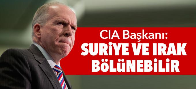 CIA Başkanı: Suriye ve Irak bölünebilir