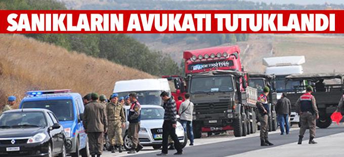 MİT TIR'ları sanıklarının avukatı tutuklandı