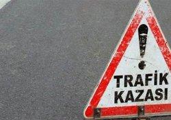 Erciş'te trafik kazası; 1 ölü, 3 yaralı