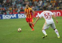 Kayserispor 1-1 Galatasaray