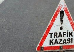 Urfa'da kaza: 1 yaralı
