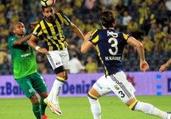 Fenerbahçe, sahasında Bursaspor'a 1-0 yenildi