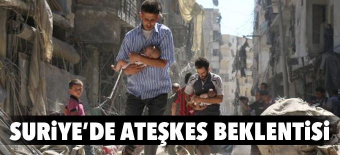 Suriye: Kanlı haftasonundan sonra ateşkes beklentisi