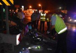 Tekirdağ'da kaza: 2 ölü