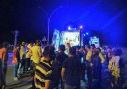 Denizli'de kaza: 3 ölü, 2 yaralı