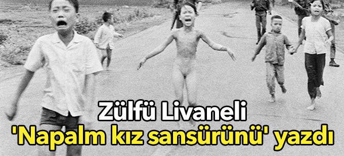 Zülfü Livaneli 'Napalm kız sansürünü' yazdı