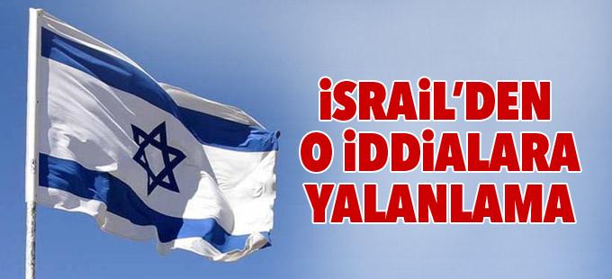 İsrail, uçağının düşürüldüğünü yalanladı