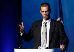 UEFA'nın yeni başkanı belli oldu