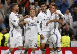 Real Madrid, Sporting Lisbon'u 2-1 yendi