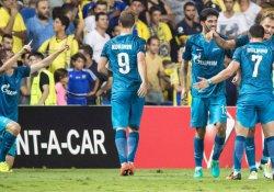 Maccabi Tel Aviv, 3-0 öne geçtiği maçta Zenit'e 4-3 yenildi