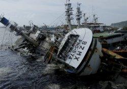 Çin'de tayfun felaketi: 11 ölü