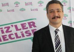 HDP: Alp Altınörs'ün tutuklanması kabul edilemez