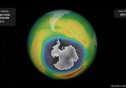 Ozon deliği mazi oluyor