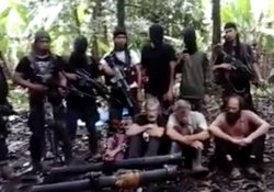 Filipinli örgüt Ebu Sayyaf, Norveçli rehineyi bıraktı