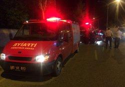 Van'da trafik kazası: 2 yaralı