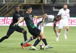 Beşiktaş zorlanmadı