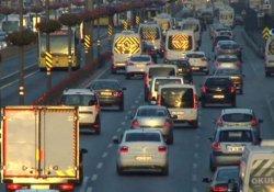 Okullar açıldı trafik başladı