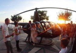 Helikopterli 'mafya düğününe' soruşturma