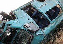 Elazığ'da feci kaza: 2 hemşire öldü, 12 kişi yaralandı