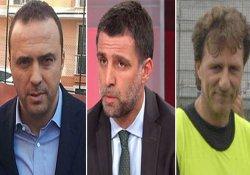 Galatasaray'da üç eski futbolcu ihraç edildi