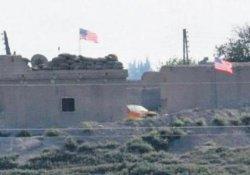 ABD: Tel Abyad'a bayrağı biz astık