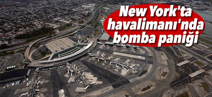 New York'taki LaGuardia Havalimanı'nda bomba paniği
