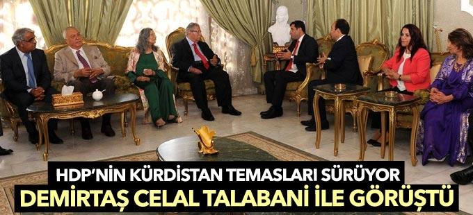 Demirtaş: 4 parçadaki Kürdistan halkı için girişimde bulunduk
