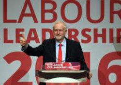 İngiltere: İşçi Partisi'nde liderlik yarışını Corbyn kazandı