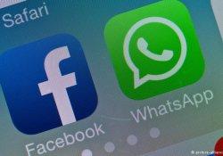 Facebook Whatsapp verilerini paylaşamayacak