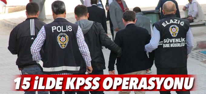 15 ilde KPSS operasyonu